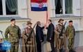 Uhonorowano chorwackiego dowódcę